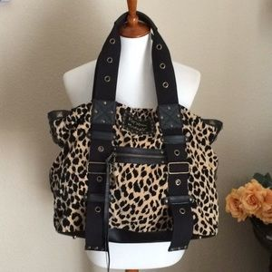 Betsey Johnson Animal print bag